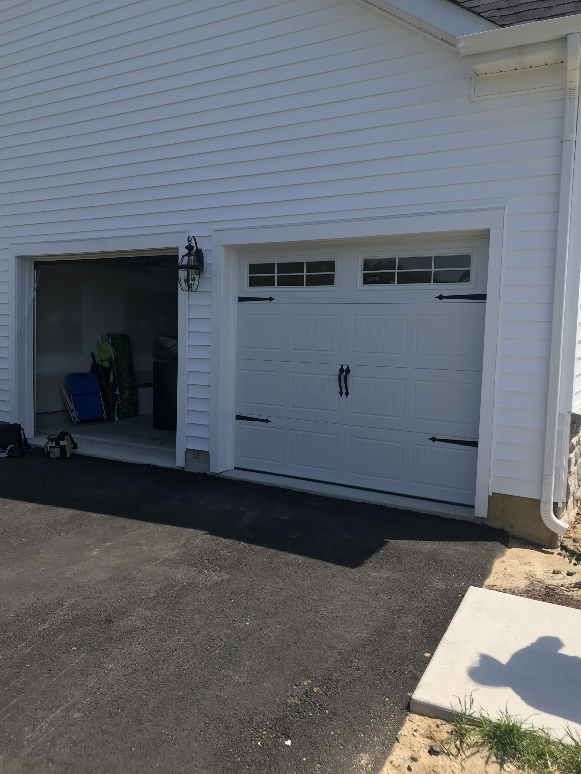 Garage Door Services in Greenville